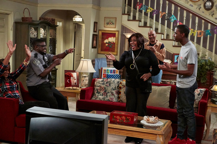 """Photo from """"The Carmichael Show"""" episode """"Protest"""""""