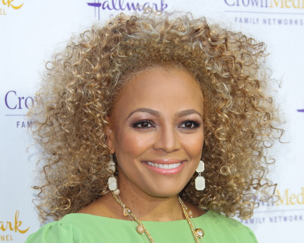 BEVERLY HILLS, CA - JULY 08:  Actress Kim Fields attends the 2013 Summer TCA Party for the Hallmark Channel's on July 8, 2014 in Beverly Hills, California.  (Photo by Paul Archuleta/FilmMagic)