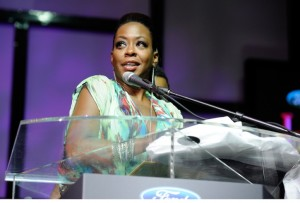 Tichina Arnold hosts the 2015 Triumph Awards