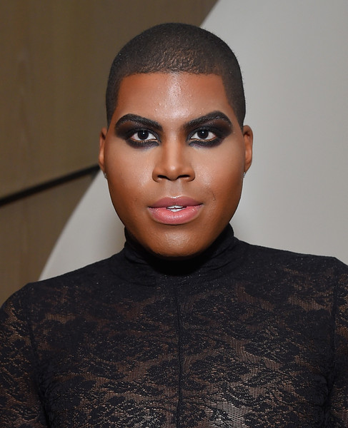 EJ Johnson attends the Rihanna Party at The New York Edition on September 10, 2015 in New York City.