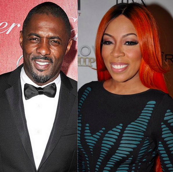 K. Michelle Completely Done With Idris Elba: 'F- Him And ...