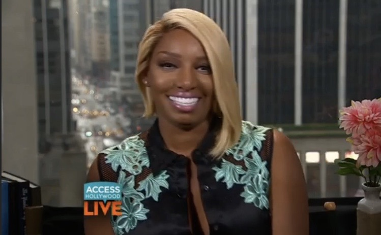 "NeNe Leakes on ""Access Hollywood Live"""