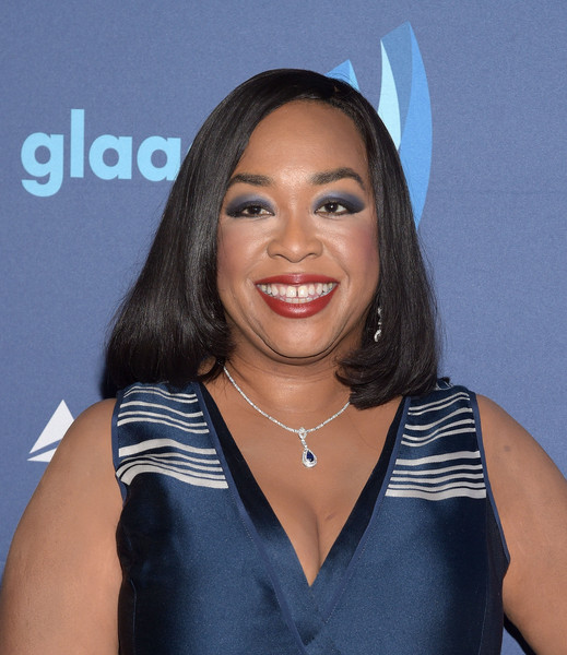 Shonda Rhimes attends the 26th Annual GLAAD Media Awards at The Beverly Hilton Hotel on March 21, 2015 in Beverly Hills, California. (March 20, 2015 - Source: Jason Kempin/Getty Images North America)