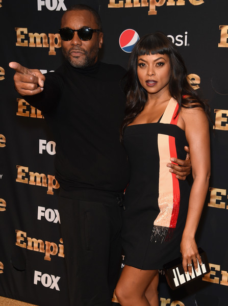 """Lee Daniels and Taraji P. Henson attend the """"Empire"""" Series Season 2 New York Premiere at Carnegie Hall on September 12, 2015 in New York City. (September 11, 2015 - Source: Jamie McCarthy/Getty Images North America)"""