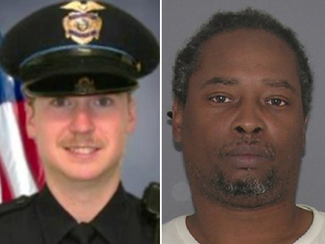 Ray Tensing (L) and Samuel DuBose