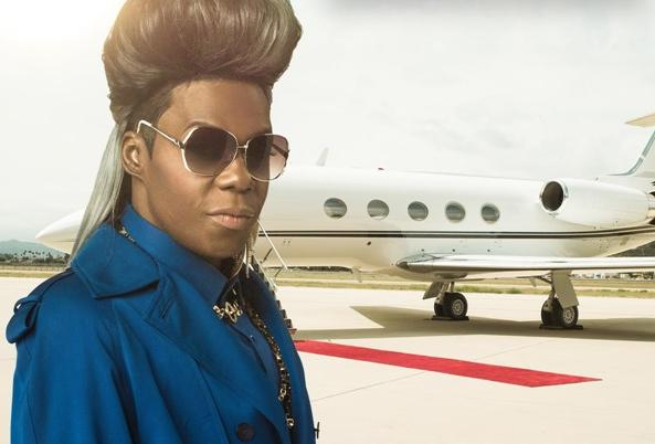 big freedia (airplane)