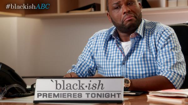 Emmy nominated Anthony Anderson stars in the second season of ABC's hit comedy series 'Black-ish'.