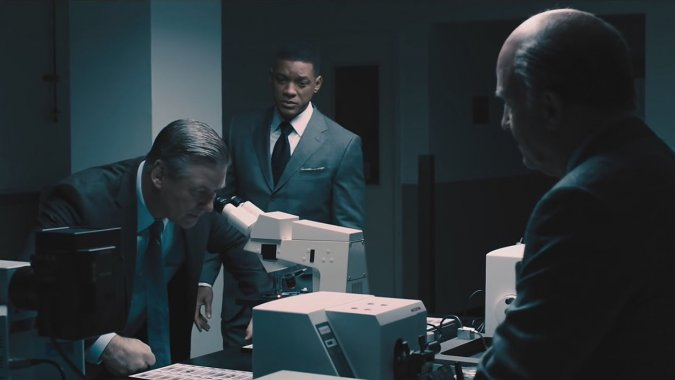 Concussion trailer Will Smith