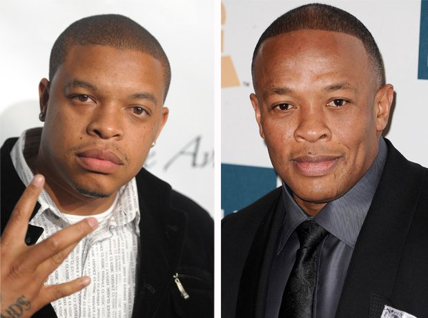 curtis young, dr.dre
