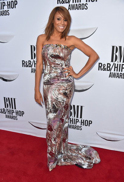 Recording artist Deborah Cox attends the 2015 BMI R&B/Hip Hop Awards at Saban Theatre on August 28, 2015 in Beverly Hills, California