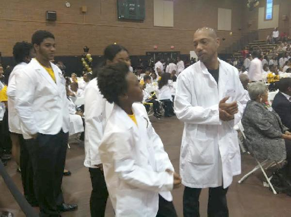 charles drew medical and future students