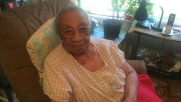 Genora Hamm-Biggs, 103, has attended Union Baptist Church since she was a child.