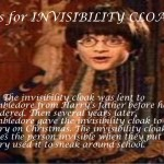 Harry Potter's Invisibility Cloak May Be Close To Reality, Researchers Say