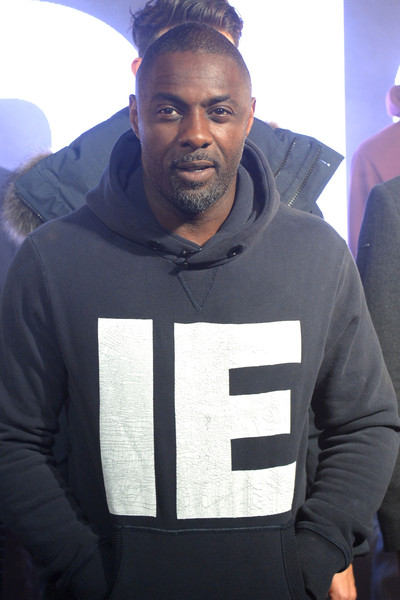Idris Elba arrives for The Official Idris Elba & Superdry Presentation at LCM, Superdry International Showroom on June 11, 2015 in London, England.