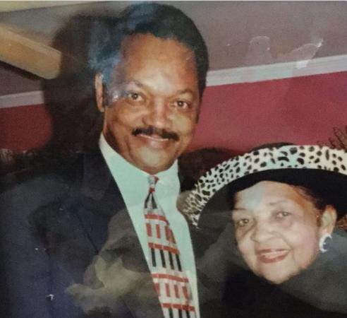 jesse jackson & mother (helen burns jackson1)