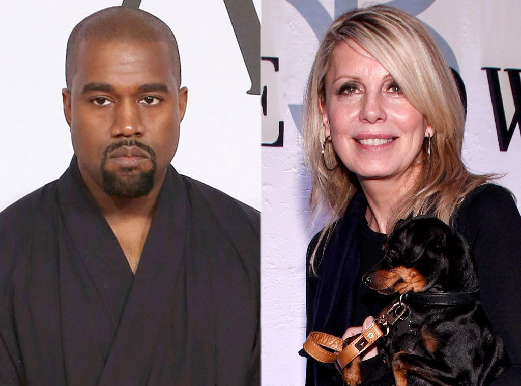 Kanye West and Anne Bowen