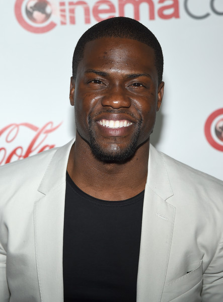 Kevin Hart attends The CinemaCon Big Screen Achievement Awards Brought to you by The Coca-Cola Company at OMNIA Nightclub at Caesars Palace during CinemaCon, the official convention of the National Association of Theatre Owners, on April 23, 2015 in Las Vegas, Nevada