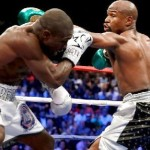 In his 'Retirement'  Fight, Floyd Mayweather Jr. Defeats Andre Berto