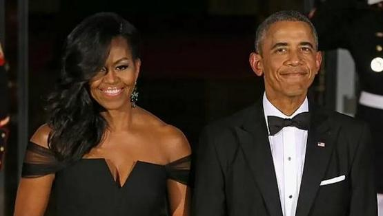 michelle o & barack o (chinese state dinner)