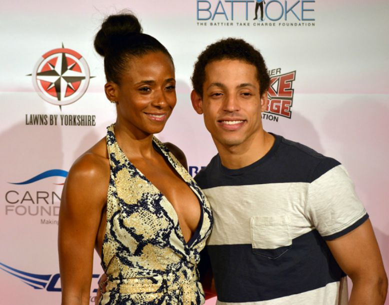 Miko and Brent Grimes