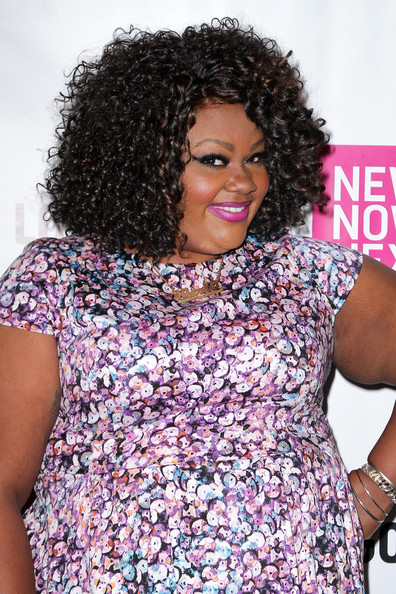 Actress Nicole Byer attends Logo TV's 2014 NewNowNext Awards at the Kimpton Surfcomber Hotel on December 2, 2014 in Miami Beach, Florida