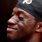 RGIII Gets Standing Ovation at Redskins Event