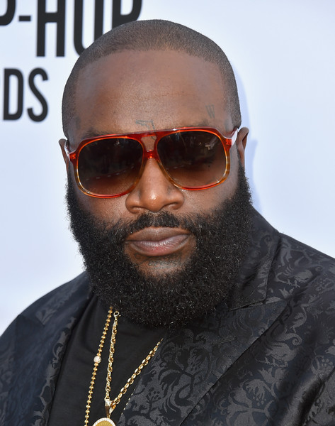 Recording artist Rick Ross attends the 2015 BMI R&B/Hip-Hop Awards at Saban Theatre on August 28, 2015 in Beverly Hills, California