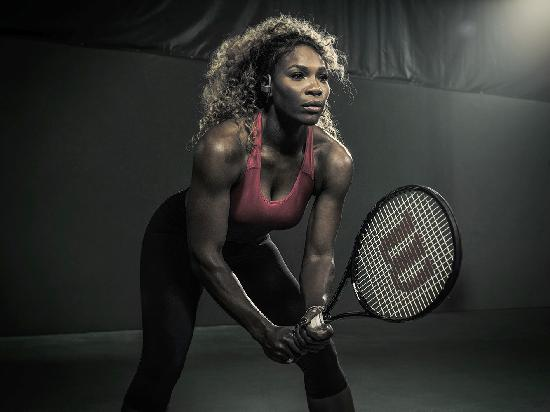 serena williams in beats by dr dre ad