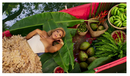 """Tamar Braxton released her highly anticipated video for her new single """"Angels & Demons,"""" which is featured on her 3rd studio album """"Calling All Lovers""""-- set to be released Friday, October 2nd. """"Angel & Demons"""" was filmed in the beautiful Dominican Republic, featuring shots of Tamar with breathtaking waterfalls and exotic scenery."""