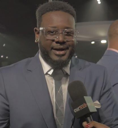 T-Pain at 2015 MTV VMAs