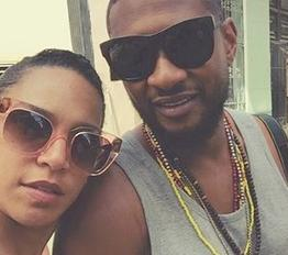 usher & miguel
