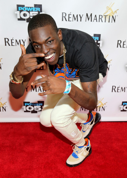 Rapper Bobby Shmurda attends Power 105.1's Powerhouse 2014 at Barclays Center of Brooklyn on October 30, 2014 in New York City