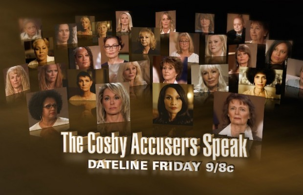 Cosby Accusers Dateline