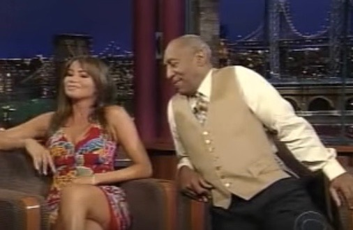 Cosby interviews Sofia