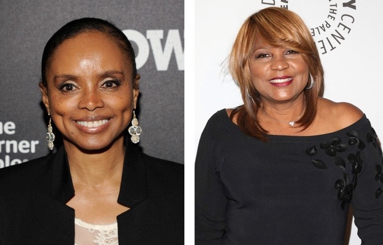Debbi Morgan Evelyn Braxton