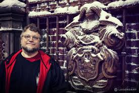 CRIMSON PEAK director Guillermo del Toro
