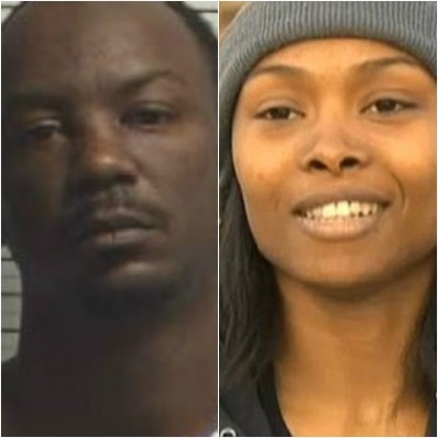 Lamarr Andre McDow and Marie-Holmes