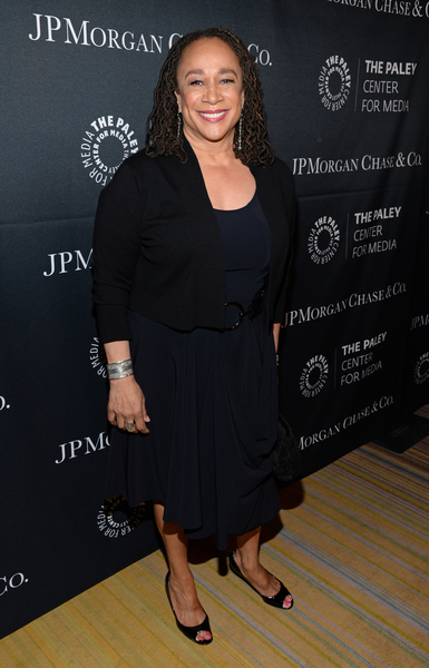 S. Epatha Merkerson at The Paley Center for Media's Hollywood Tribute to African-American Achievements in Television, Photo credit: The Paley Center for Media
