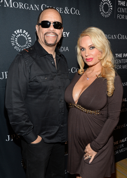 Ice-T and Coco Austin at The Paley Center for Media's Hollywood Tribute to African-American Achievements in Television, Photo credit: The Paley Center for Media