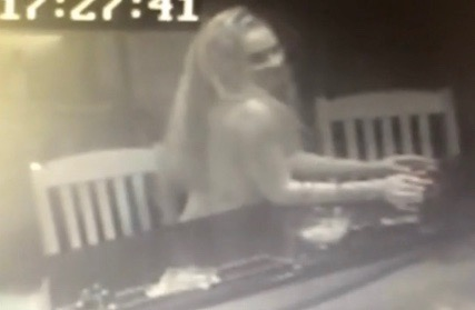 Love Ranch surveillance footage posted by Radar Online