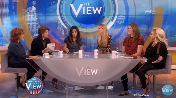 the view - oct 16, 2015