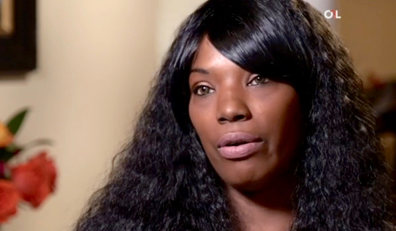 Katina Powell speaks on ESPN's Outside the Lines