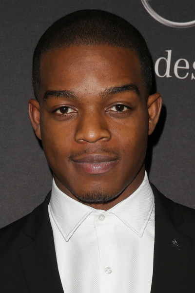 Actor Stephan James attends Mercedes-Benz USA and African American Film Critics Association Academy Awards viewing party on February 22, 2015 in Los Angeles, California.