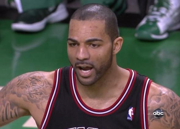 Carlos Boozer Comes Clean on Infamous 'Shoe Polish-Hair ...