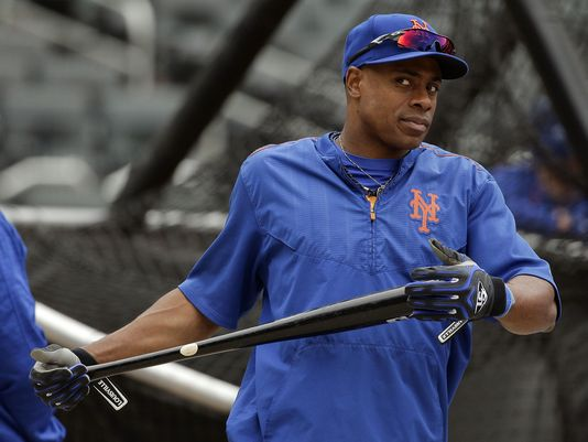 Curtis Granderson of The Mets