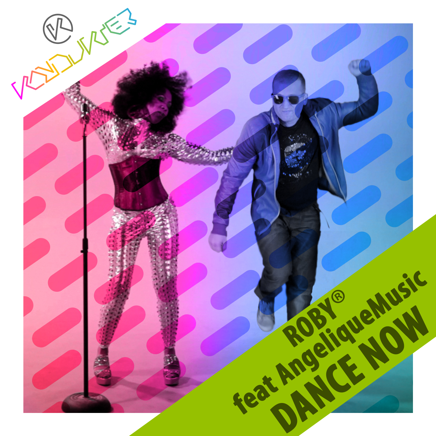 dance now, roby r, angeliquemusic