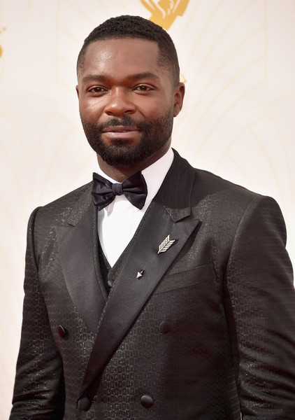 Actor David Oyelowo attends the 67th Emmy Awards at Microsoft Theater on September 20, 2015 in Los Angeles, California