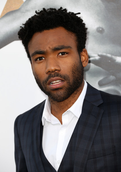 "Actor Donald Glover attends the premiere of Warner Bros. Pictures' ""Magic Mike XXL"" at TCL Chinese Theatre IMAX on June 25, 2015 in Hollywood, California"