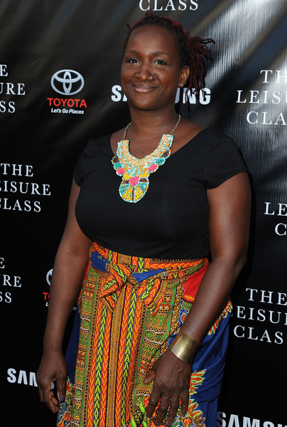 """Project Greenlight Season Four producer Effie Brown attends the Project Greenlight Season 4 Winning Film premiere """"The Leisure Class"""" presented by Matt Damon, Ben Affleck, Adaptive Studios and HBO at The Theatre at Ace Hotel on August 10, 2015 in Los Angeles, California."""