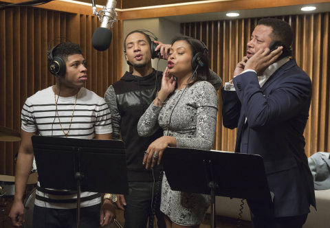 empire-cast (recording studio)